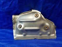 08-15 INFINITI G37 Q60 COUPE FRONT LEFT EXHAUST MANIFOLD HEAT SHIELD COVER 29528