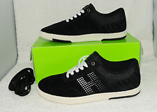 HUF Choice Black Suede Skate Shoes Sneakers NEW Mens Size 6 CP51001  CCTC09