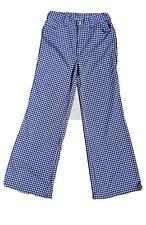 Big E Vintage Levis Plaid Pants Womens 14