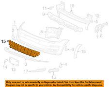 VW VOLKSWAGEN OEM 2018 Golf Alltrack-Grille Grill-Center 5GM853671BJPH