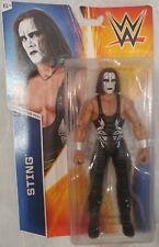 Wwe Sting Wrestling Basic Series Superstar Wrestler Action Figure Mattel