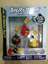 Angry Bird Morph Lite 3 pack