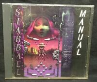 "RARE 1996 GameTek ""Starball"" PC CD-ROM Pinball game + manual Mint Disc 1 Owner!"