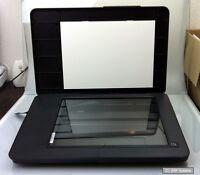 HP Ersatzteil für Photosmart  5510 Drucker: Deckel mit Scanner Einheit mit Kabel
