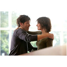 The Vampire Diares Lauren Cohan Embracing Trevor Peterson 8 x 10 inch Photo