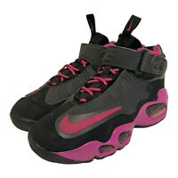 Nike Air Griffey Max 1 GS Retro Sneakers Black Pink 552983-006 Youth Size 7Y