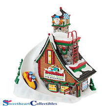 Dept 56 North Pole Village 4044838 Bob's Sled Thrill Ride