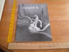 1967 Trumpet magazine Tom Reamy fantasy art Jim Gardner Stuart Oderman stories