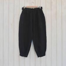 Plus Size Linen Trousers Lagenlook 16 18 20 22 24 26 28 30 32 Womens Pants 9466