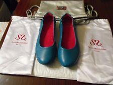 Soto Massini Milano Ballet Flats Size 10-11 Shoes