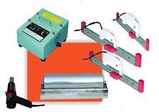"16"" Portable I Bar Sealer Heat Seal Cut Shrink Film Bag Sealing Pack Packaging"