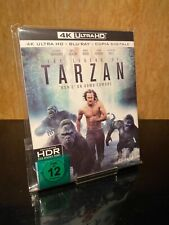 The Legend of Tarzan Bluray Blu-ray Erstauflage mit Slipcover Edition Rar