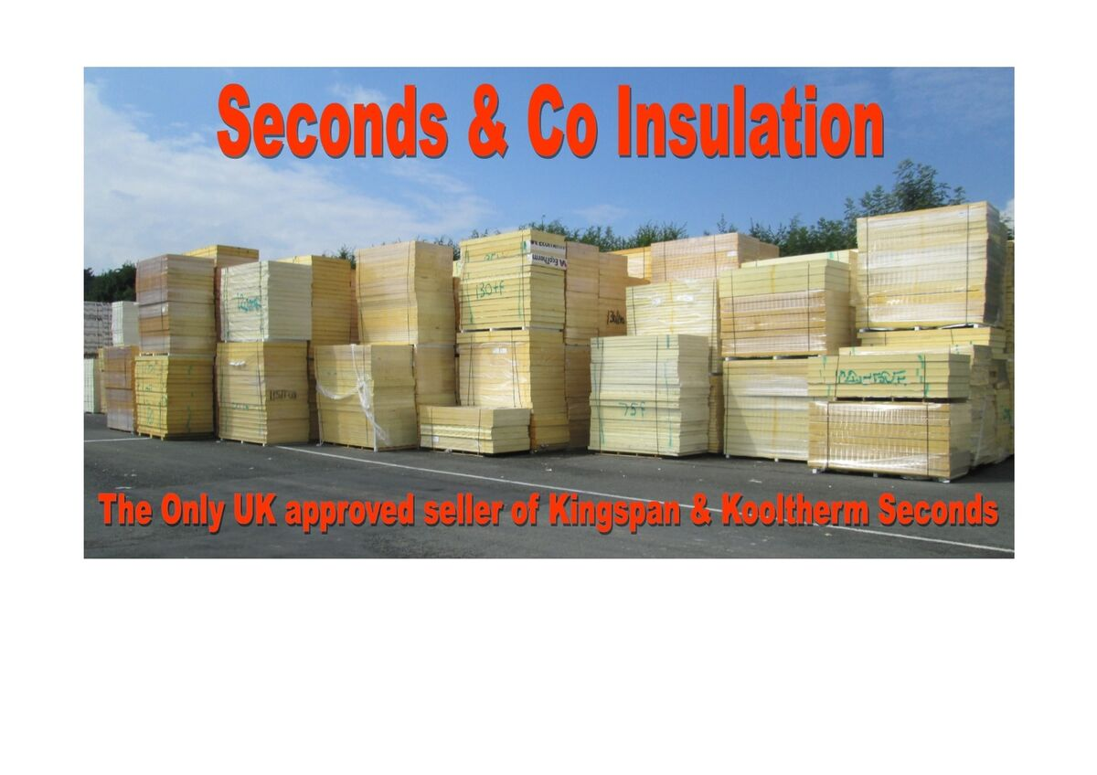 Seconds and Co Insulation