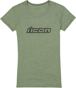 Icon Women's Classic T-Shirt - Green / All Sizes