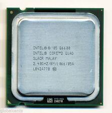 Intel Core 2 Quad CPU Q6600 2.4GHz/8M/1066 LGA775 SLACR/SL9UM LGA 775 Processor