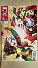 X-MEN '92 #8 FIRST PRINT MARVEL COMICS (2016) WOLVERINE ROGUE GAMBIT STORM