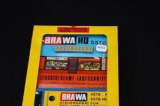W352 BRAWA Train maquette Ho 5576 enseigne lumineuse magasin