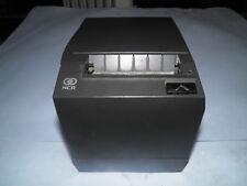 NCR 7197-2001-9001 THERMAL POS RECEIPT PRINTER USB SERIAL
