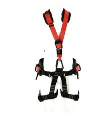 Traega HT4BX Premium Comfort Harness Multiple Attachments & Tool Loops EN358