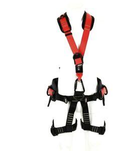 Traega HT4BX Premium Confort Harnais Multiple Attaches & Outil Boucles EN358