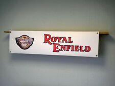 Royal Enfield banner for workshop / garage, Bullet ,Crusader, Interceptor, etc