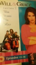 Will And Grace - Season 2 - Episodes 13-16 (DVD, 2003) - USED