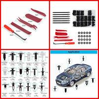 446PCS Car Push Retainer Pin Rivet Trim Clip Panel Moulding Assortments & Tool/A