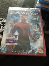 The Amazing Spider-Man 2  with Andrew Garfield New (DVD  2014)