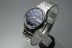 Vintage 1976 JAPAN SEIKO LORD MATIC DE LUXE 5626-8150 25Jewels Automatic.