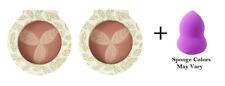 Physicians Formula Natural Blush Blushing Organics 2161 (2 Pack) + Makeup Sponge