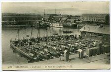 CPA - Carte Postale - France - Cherbourg - Arsenal - Le Poste des Torpilleurs