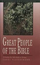 Great People of the Bible (Paperback or Softback)