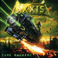 AXXIS Time Machine CD (Melodic Heavy/Power Metal) pretty maids dreamtale edguy