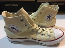 Converse  All Star Hi Top Natural White (Ivory) Men Shoe Size 5, Women 7