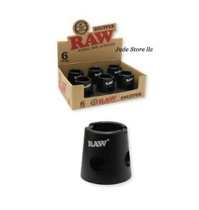 Raw Rolling Papers Magnetic Aluminum Cone Snuffer Advanced Smoke Extinguisher