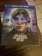 Ready Player One (Blu-Ray, DVD, Digital) Target Exclusive Lenticular Slipcover