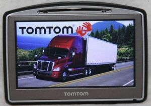 TomTom GO720 Truck Lorry Bus Semi GPS Navigation 2020 All Europe Map Version 975