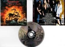 """SAVATAGE """"The Wake Of Magellan"""" (CD) 1997"""