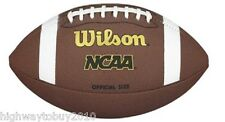 Wilson Team Sports Wtf1661Id Ncaa Official Composite Football