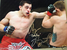 "Ryan Benoit ""Baby Face"" MMA UFC Autograph 16x20 Signed Picture Photo Boxing"