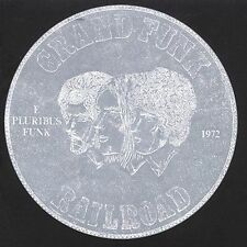 GRAND FUNK RAILROAD E Pluribus Funk CD BRAND NEW Bonus Tracks Remastered