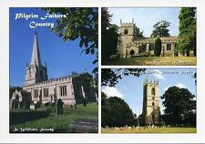 50 Postcards of Pilgrim Fathers Churches, Nottinghamshire. Ideal for re-sale.