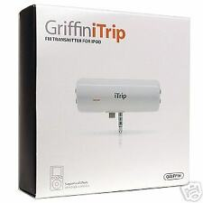 Griffin iTrip Fm Transmitters for iPod Used