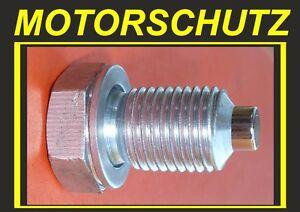 MOTOR SCHUTZ Schraube Magnet ALLE Seat LEON 1M1 1.4 1.6 1.8 1.8T Cupra R 2.8 V6