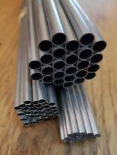 Acier Inoxydable tubes 4 mm Dia x 0.4 mm mur X 150 mm long
