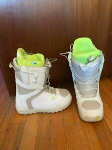 Burton Mint Women's Size 8 Snowboard Boots