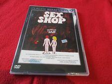 "DVD ""SEX SHOP"" Claude BERRI, Jean-Pierre MARIELLE, Juliet BERTO"