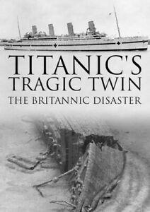 Titanic's Tragic Twin: Britannic Disaster [New DVD]