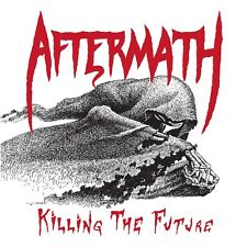 AFTERMATH - Killing The Future (LIM.500*US THRASH METAL CLASSIC*WEHRMACHT)