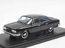 AutoCult 06023 - Tatra 603 A Limousine Prototype 1961 CZ - schwarz - 1/43